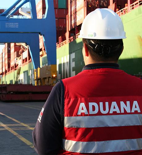 Tramitación de Aduanas con Alzamar