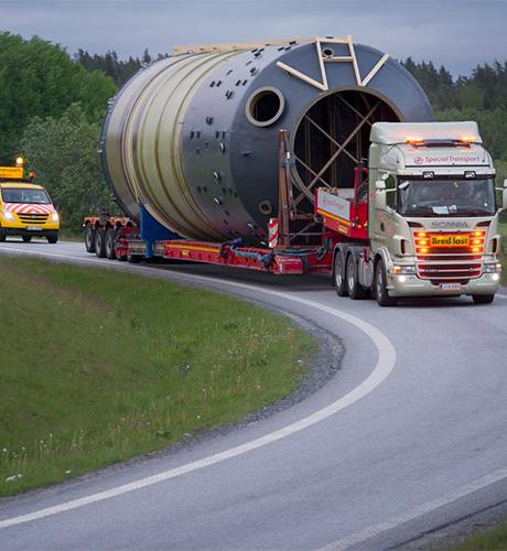 Transporte Especial Alzamar