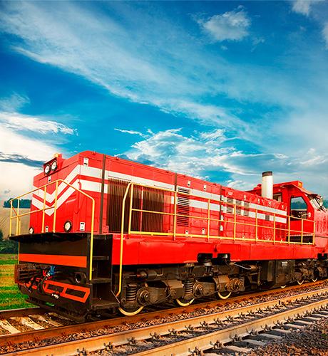 Transporte por Ferrocarril Alzamar