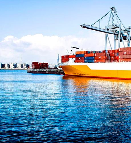 Transporte Marítimo Baleares de Alzamar