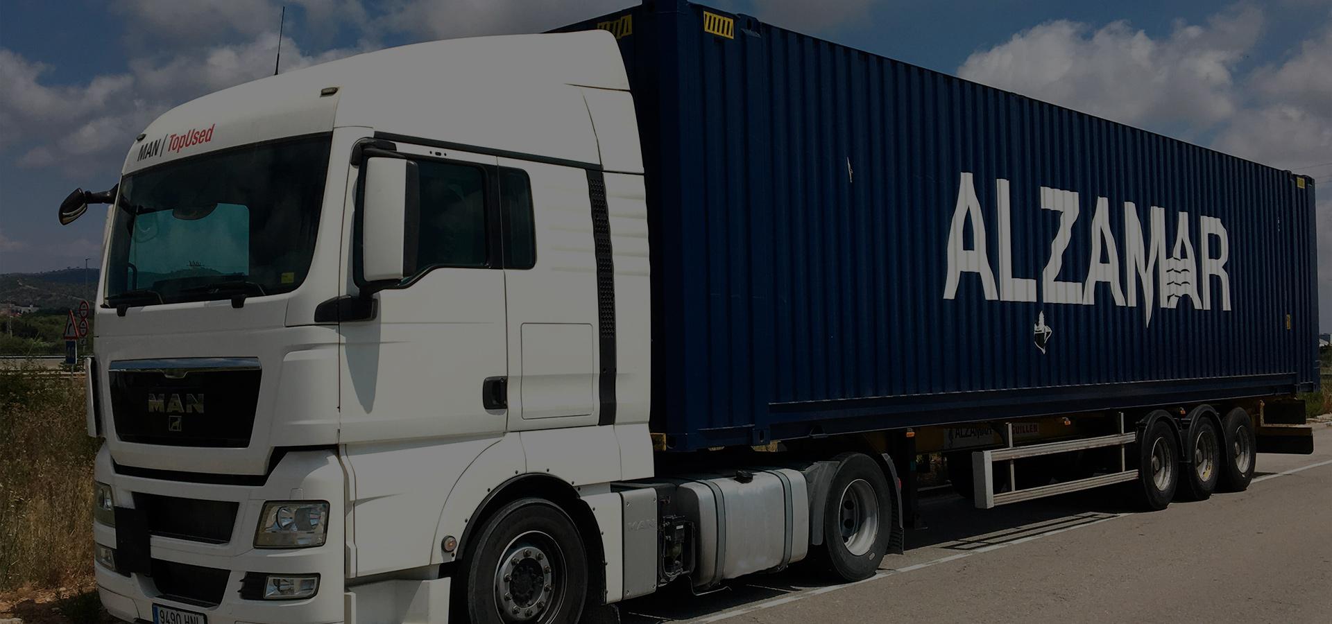 Transporte Terrestre Alzamar
