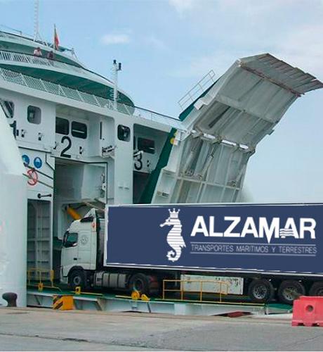 Transporte Marítimo Baleares