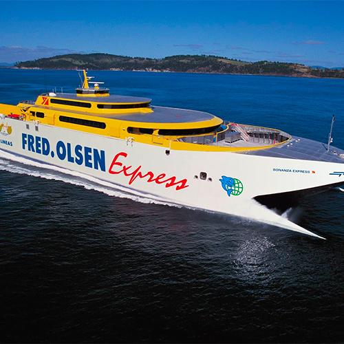 Transporte Marítimo Express