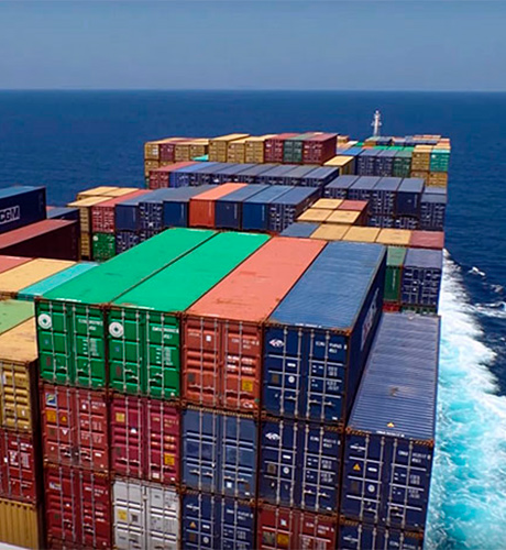 Transporte de Contenedores Balares AlzaMar